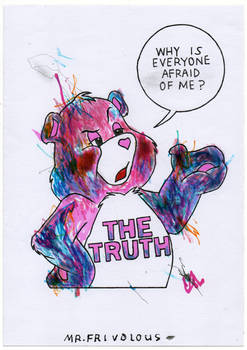 FEAR OF THE TRUTH
