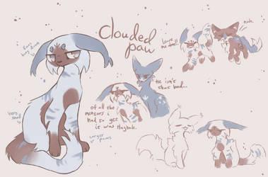 cloudedpaw
