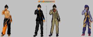 Tekken 7 - Jin Models