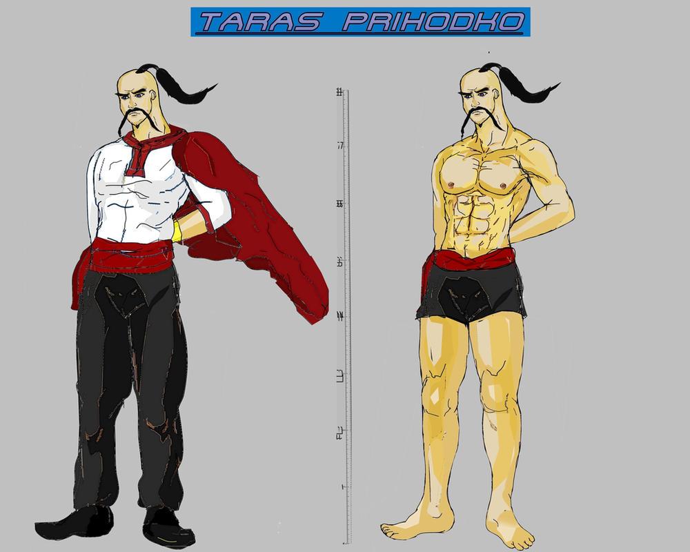 Tekken 7 - Taras Prihodko by LA-Laker