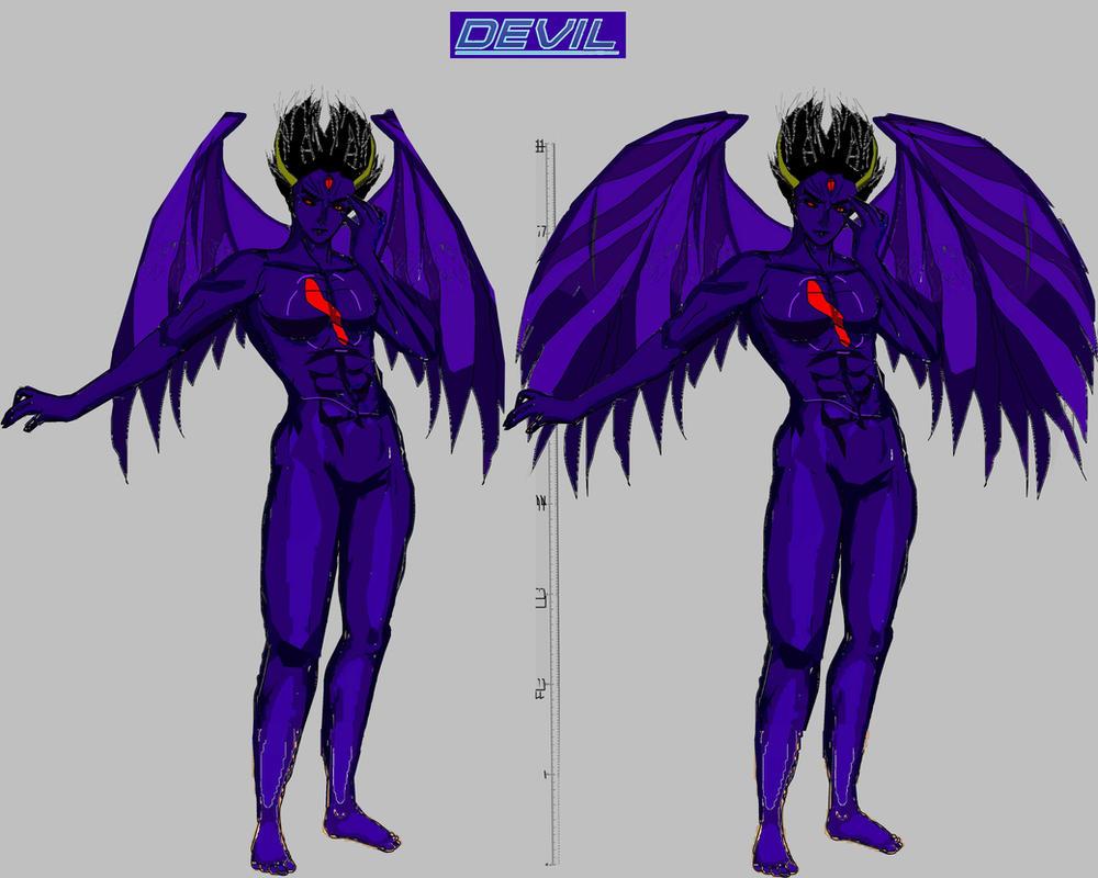 Tekken 7 - Devil by LA-Laker