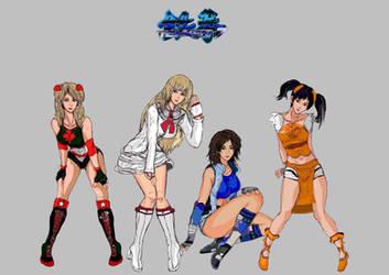 Characters for Tekken 7 - Part 1 of 15 by LA-Laker