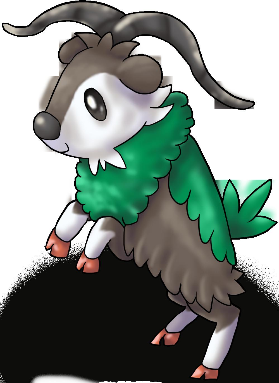 Skiddo Images : Pokemon Images