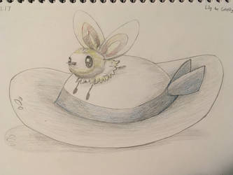 Lily the Cutiefly by Cinnamon-Quails