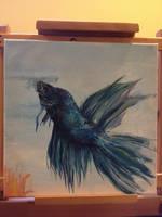 Fish WIP by TeezGeez