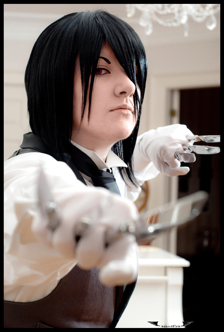 His Butler - Protective by MissMagickCosplay