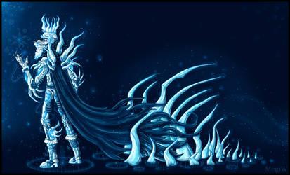  -Ice Dominus -  by MegiW
