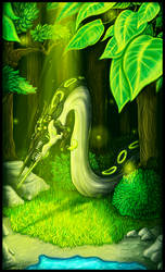  -Snake Beauty-  by MegiW