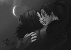 Dark Kiss by dtDasya