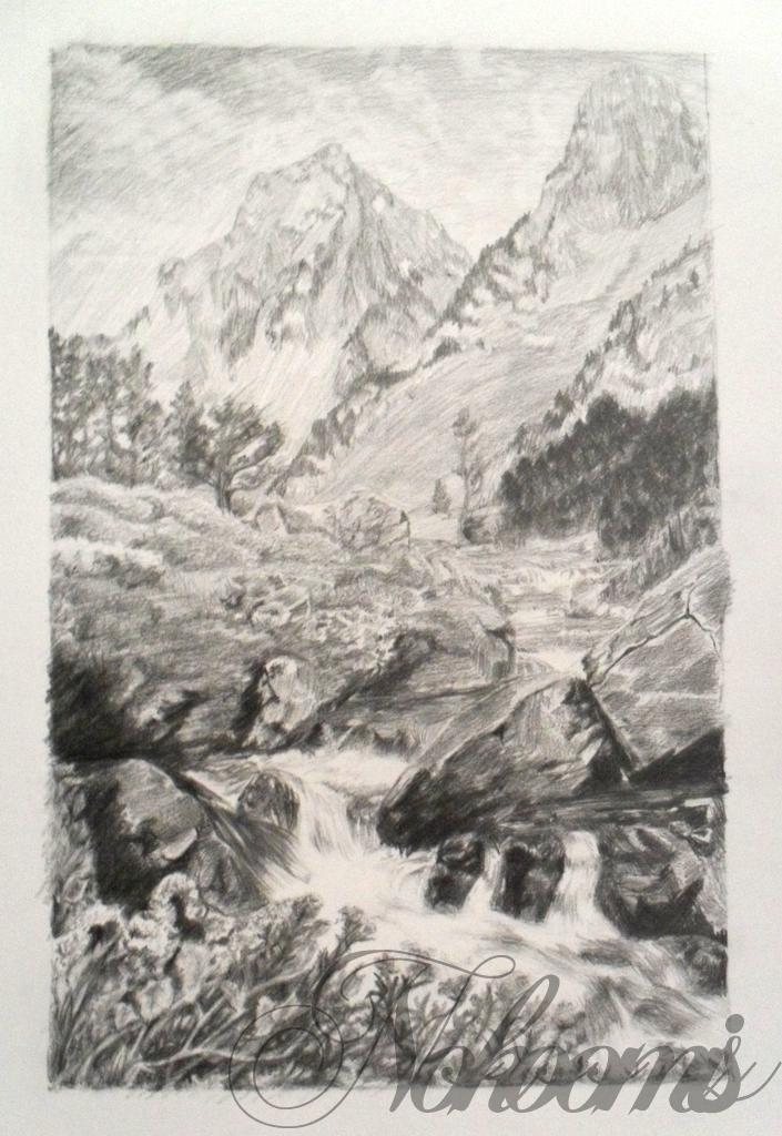 Landscape by Nokoomis