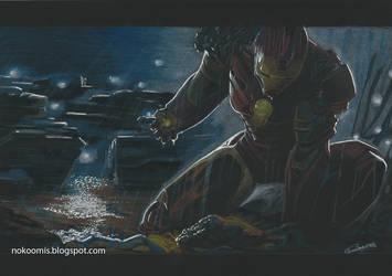 Iron Man by Nokoomis