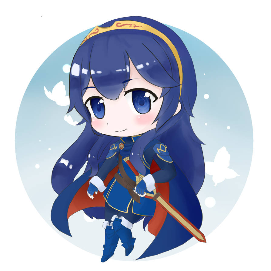 Fan Art Lucina Chibi Fire Emblem Awakening By Korikuma On Deviantart