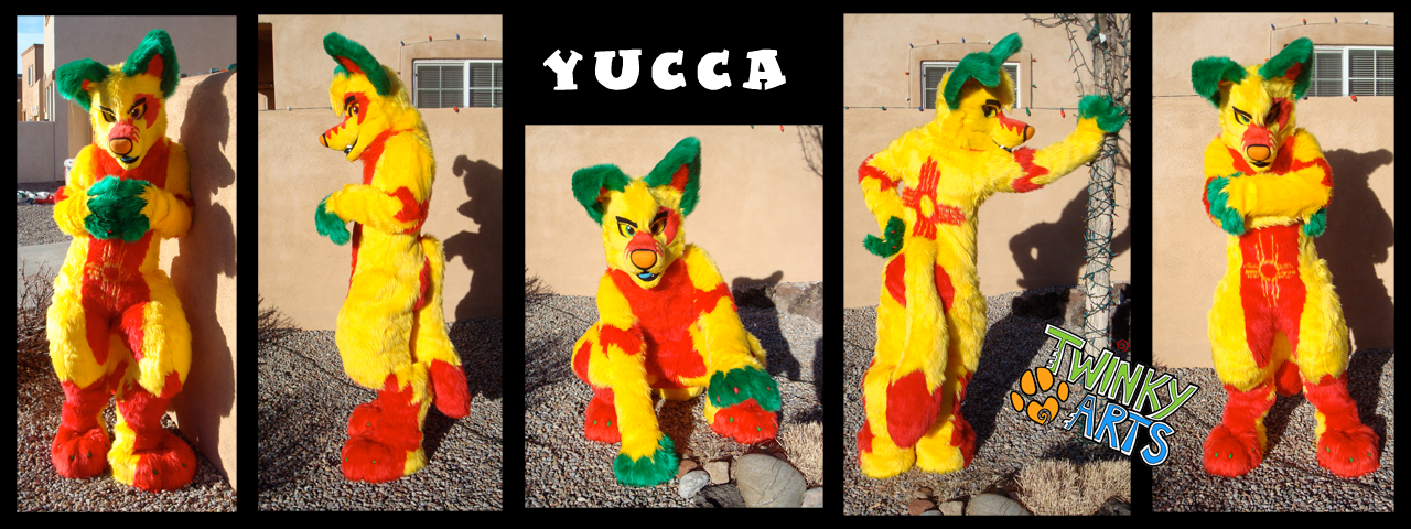 Yucca by TweekoWolf