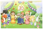 Happy 30th anniversary Mario Bros