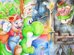 Super Mario World by Myaco