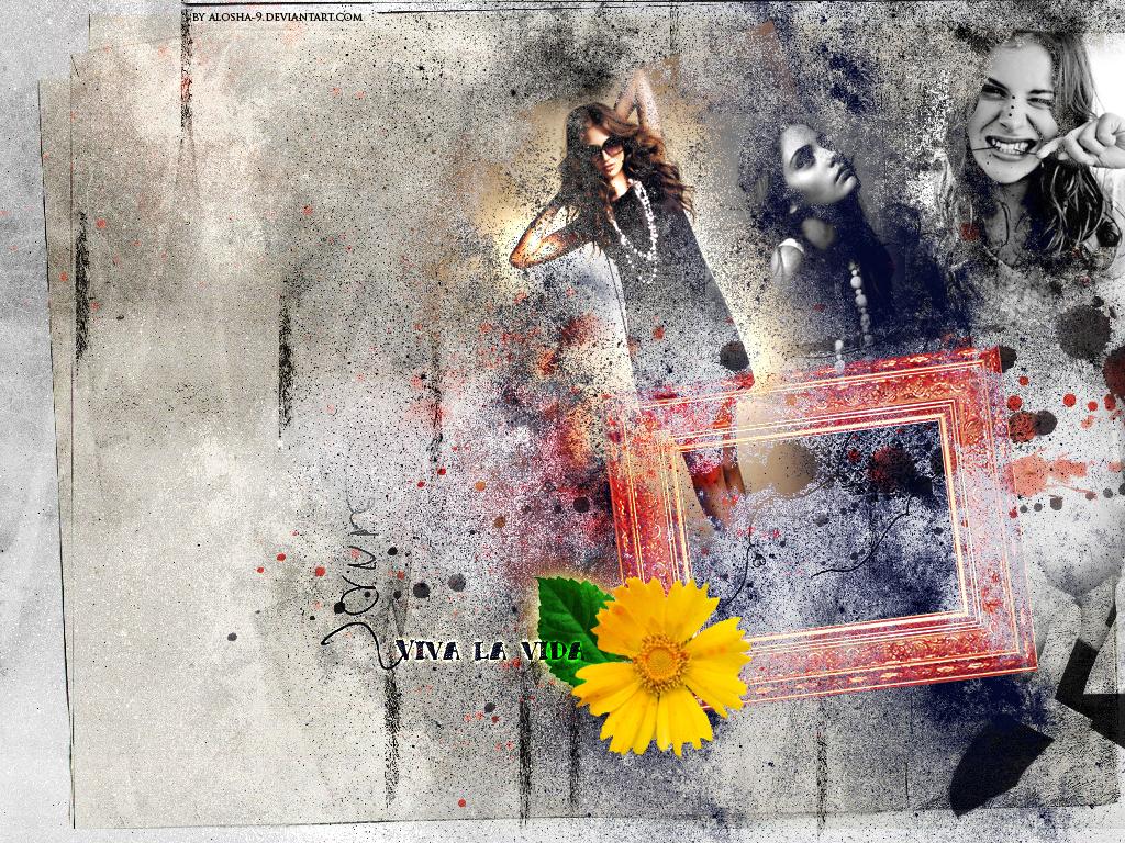 Viva la vida by Alosha-9