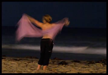 Night Stretch by anjelbritt