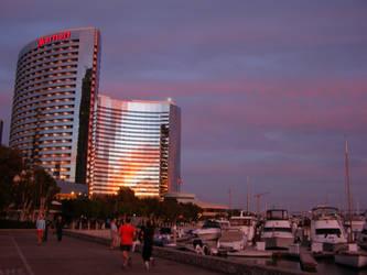 Marriot San Diego by anjelbritt