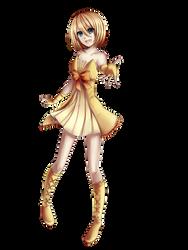 RQ: UTAU Ami Taiyo by Yen-mi