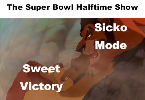 The Super Bowl Halftime Show in a Nutshell