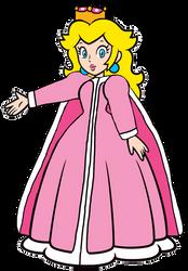 Super Mario: Queen Peach 2D