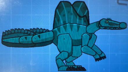 Scribblenauts Unlimited - 2020 Spinosaurus