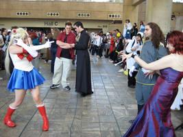 Sailor Moon verse Queen Beryl by darkambrosia