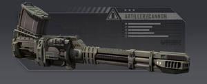 Artillerycannon