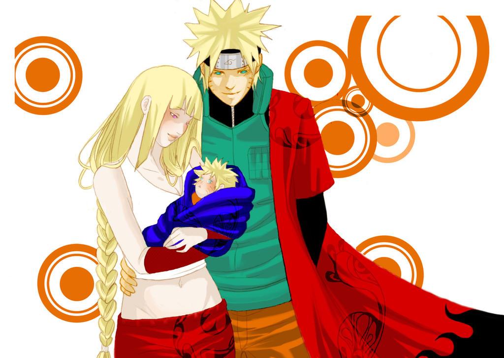 Naruto And Shion
