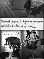 Dearest Diary: Obsession 1 - 07 by Atomyna