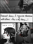 Dearest Diary: Obsession 1 - 07