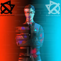 Which colour of blood is real. - Connor by Atomyna