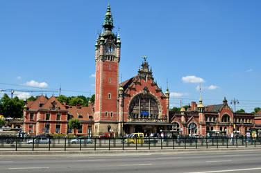Gdansk train station