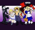 Hellsing Halloweenies