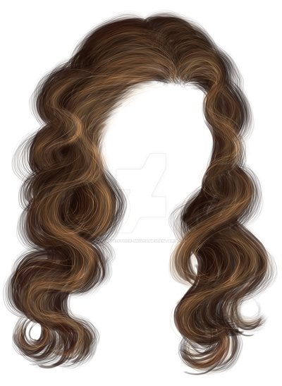 Wavy Hair By Trisste Stock Moved On Deviantart