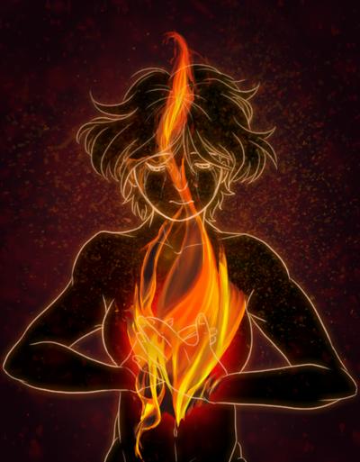 Heartburn by Syani