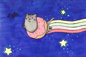 Fat Nyan Cat