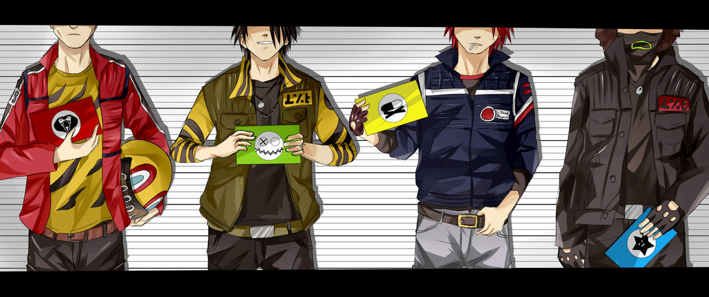 Danger Boys by ThePyrrhaProject