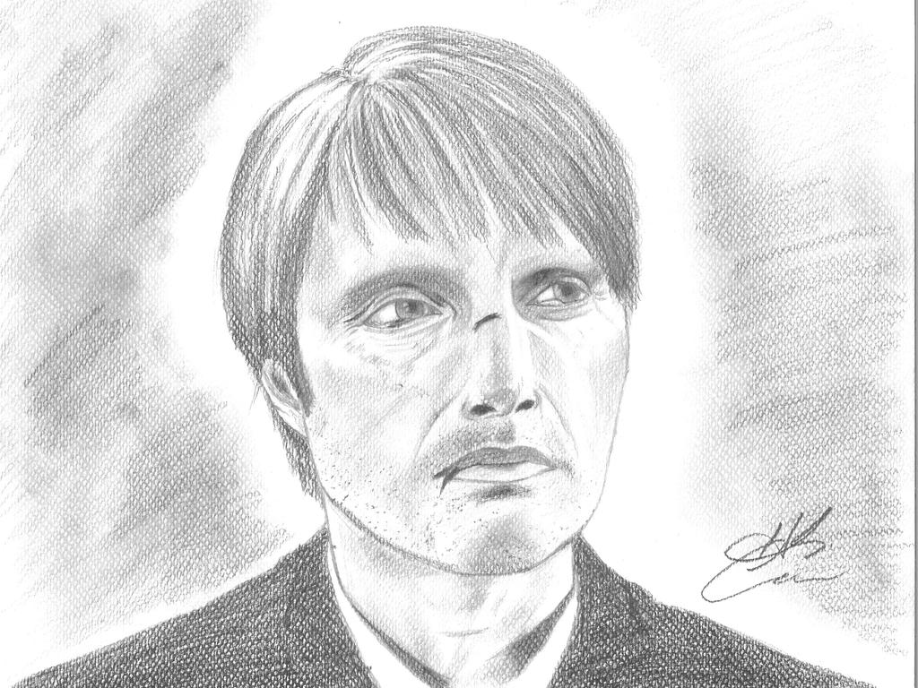 Mads Mikkelsen by EndlessLotusLight