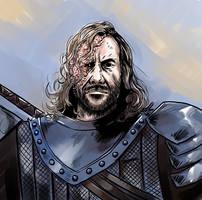 Sandor the hound Clegane