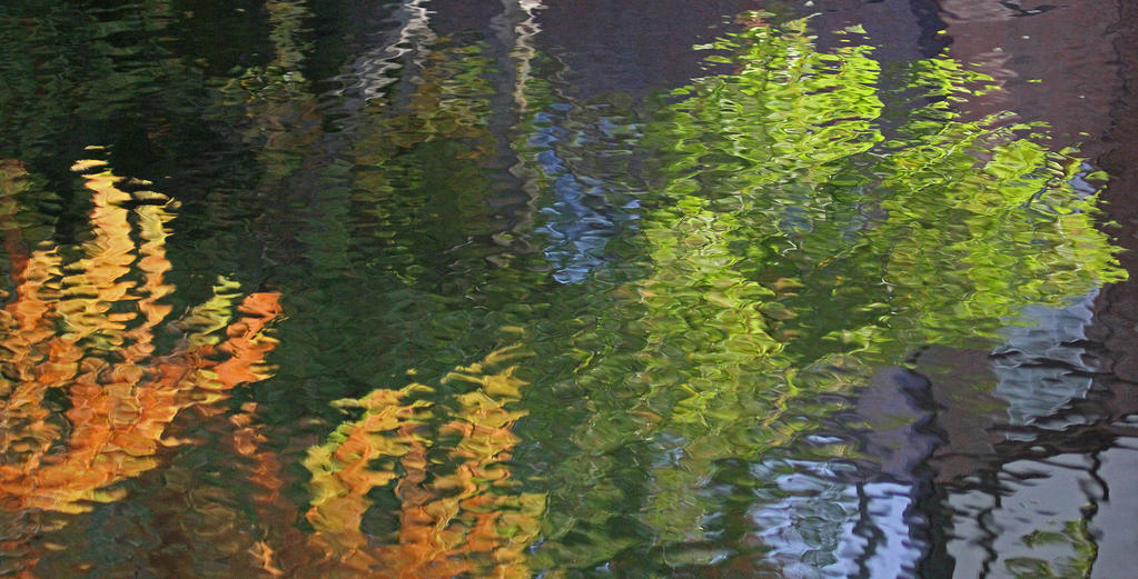 Fall Reflections by Snowleopard59