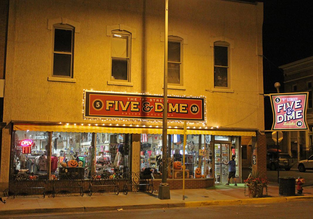 Salida Five and Dime 2 by Merhlin