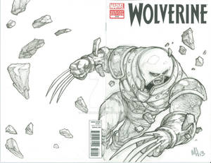 What If Wolverine Was The Juggernaut?