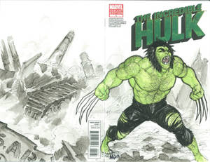What If Wolverine Was The Hulk?