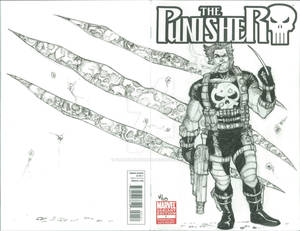 What If Wolverine Was The Punisher?
