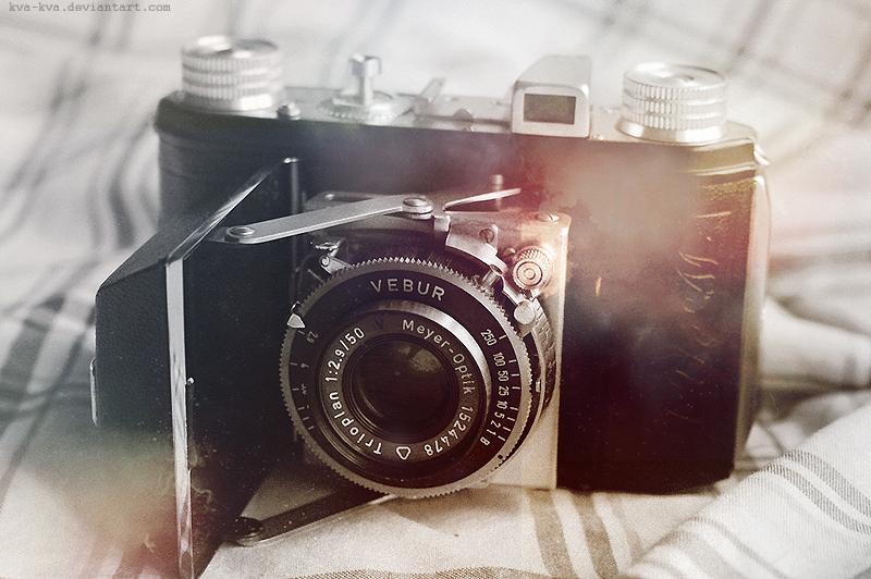 Camera from dream by Kva-Kva