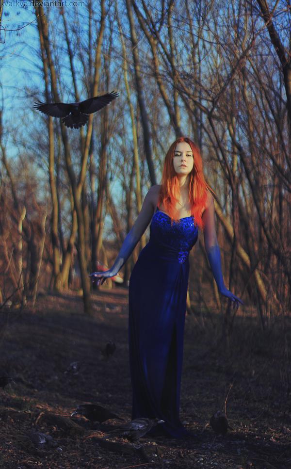 24/52 Madam winter by Kva-Kva