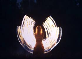 Angel by Kva-Kva