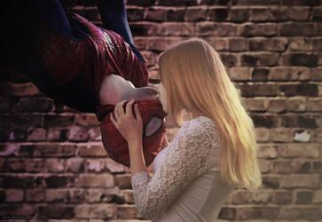 Spiderman - Mary Jane by Kva-Kva