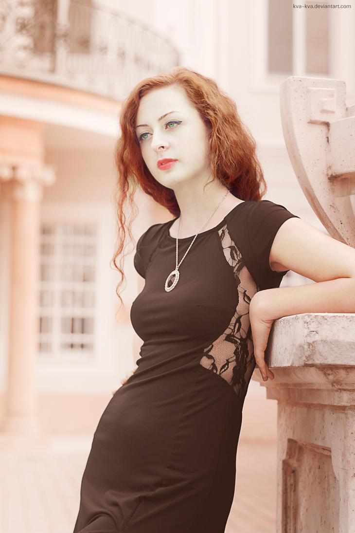 Dark lady by Kva-Kva